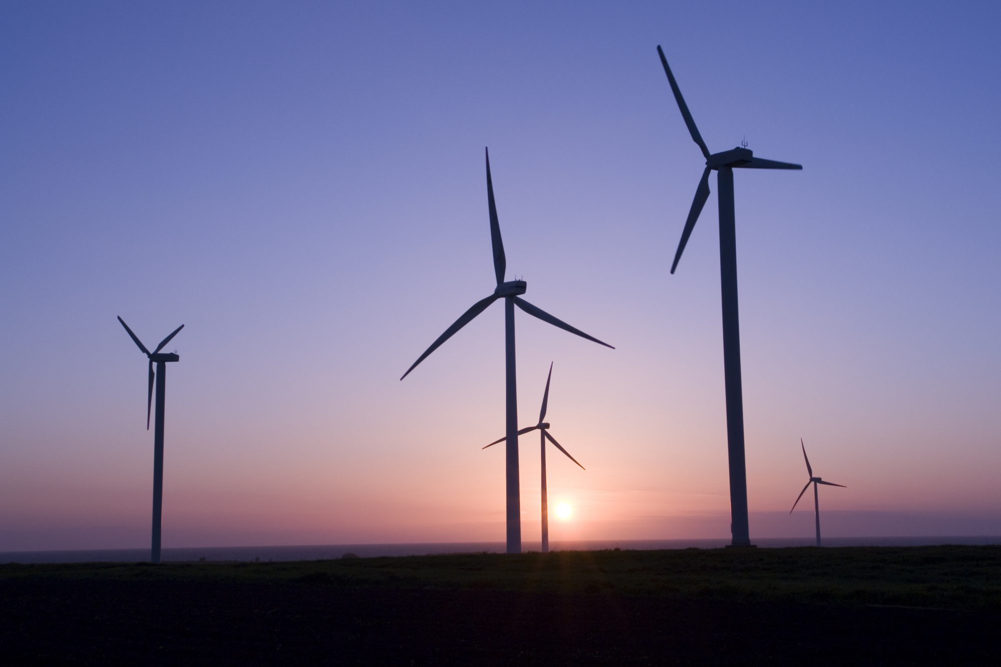 Construction begins on new wind farm in North Lanarkshire
