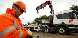 Plant hire, hs2, construction