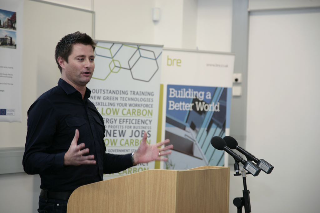 George Clarke launches design competition for young people in Scotland