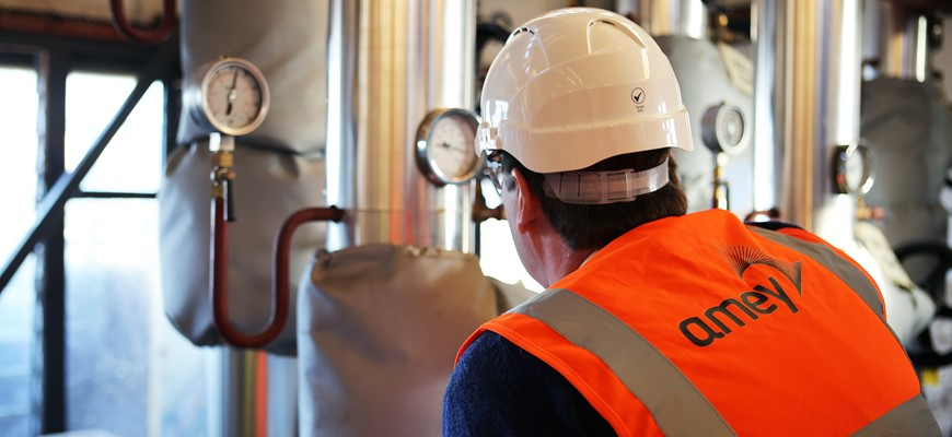 Amey expands technical compliance and energy management expertise