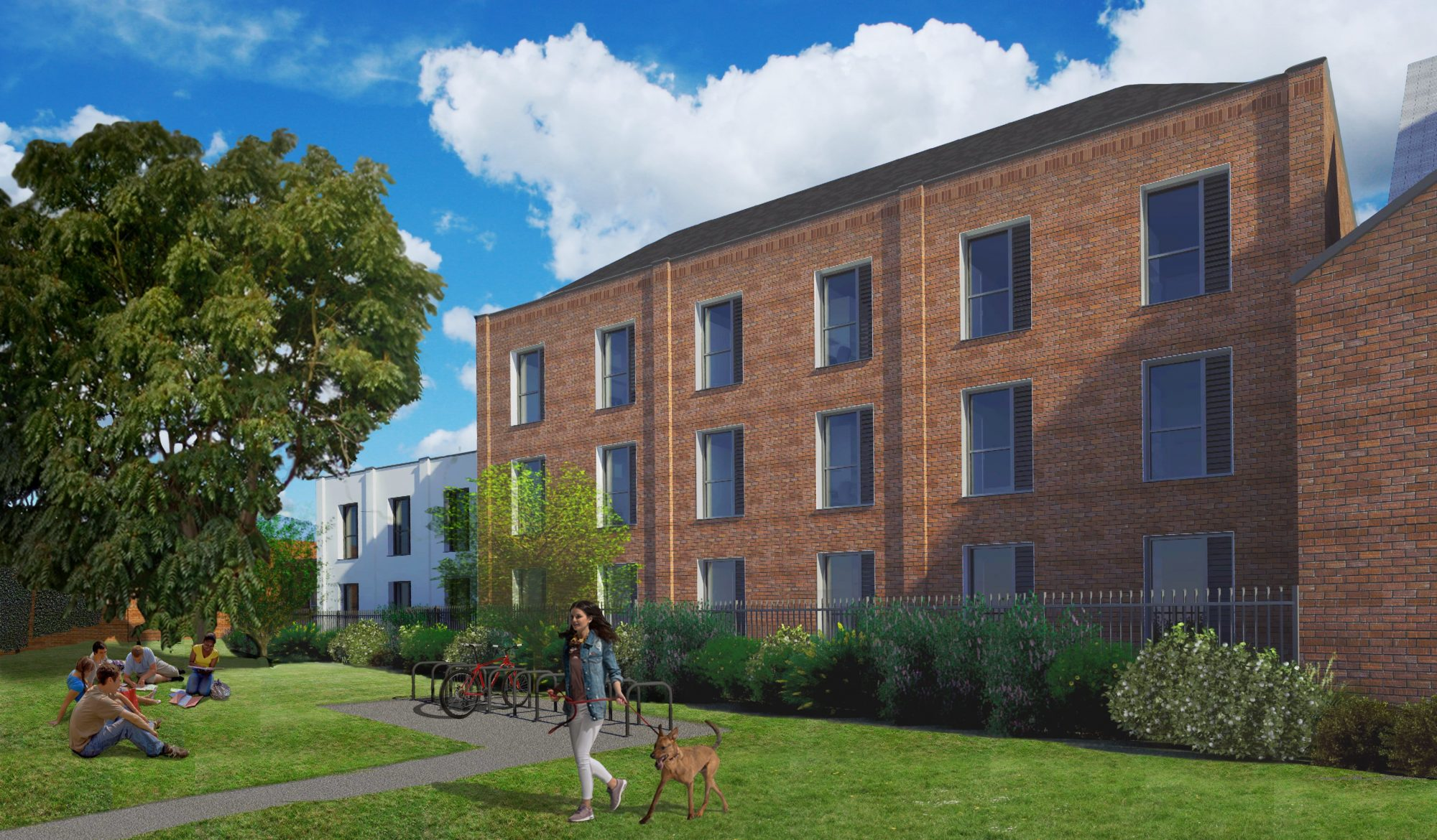Northampton student accommodation gains approval