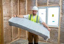Energy saving homes
