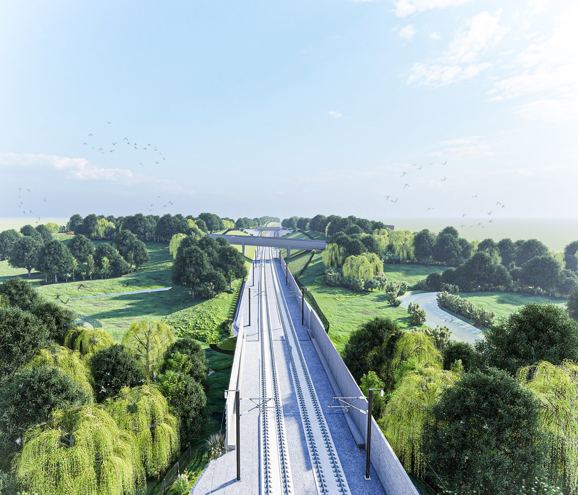 HS2 revises plans for railway in Warwickshire to protect wildlife