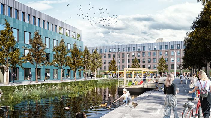 Muse to deliver Horsham Enterprise Park regeneration