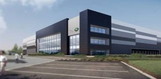 Jaguar land rover logistics