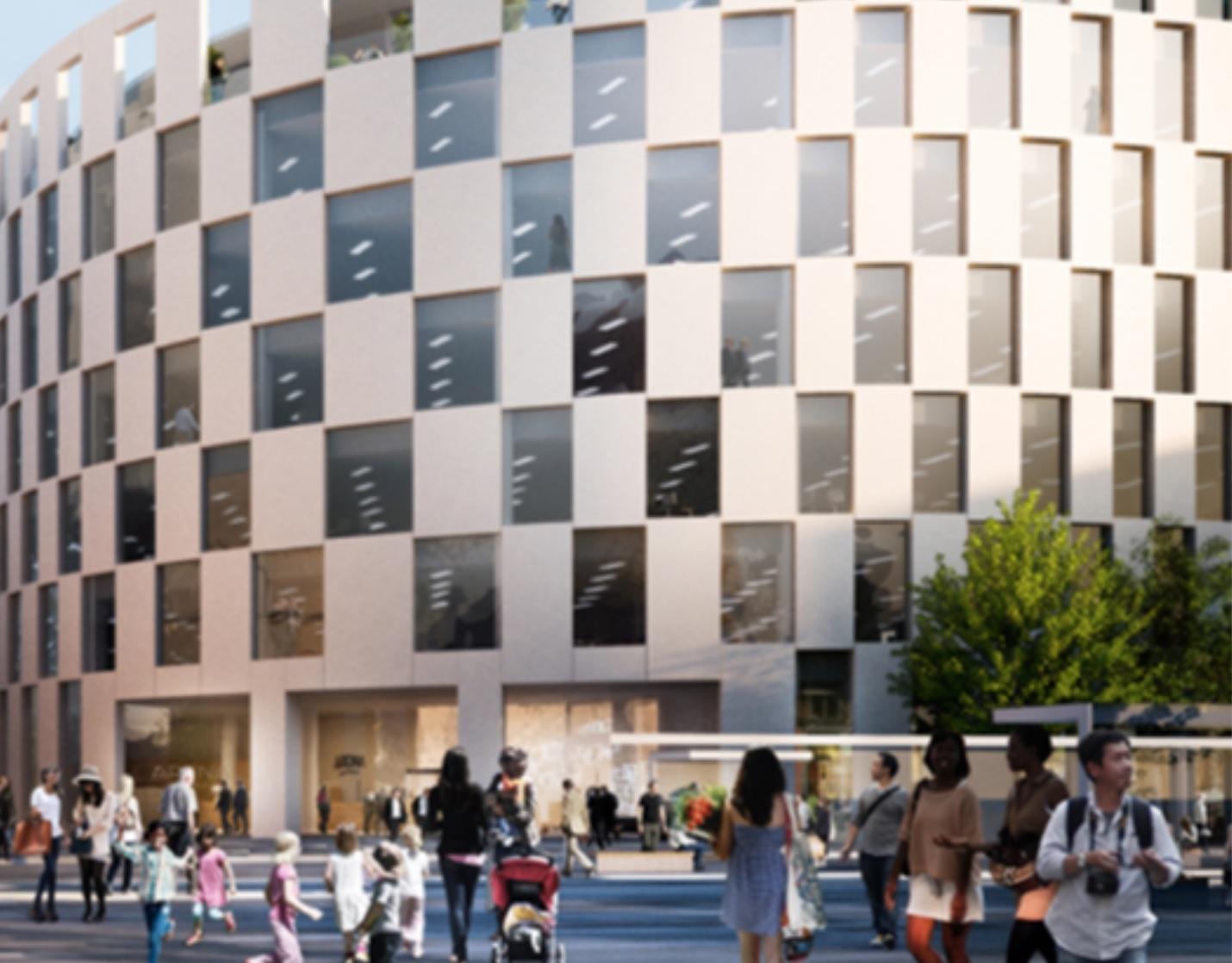 Green light for Birmingham Arena Central office development