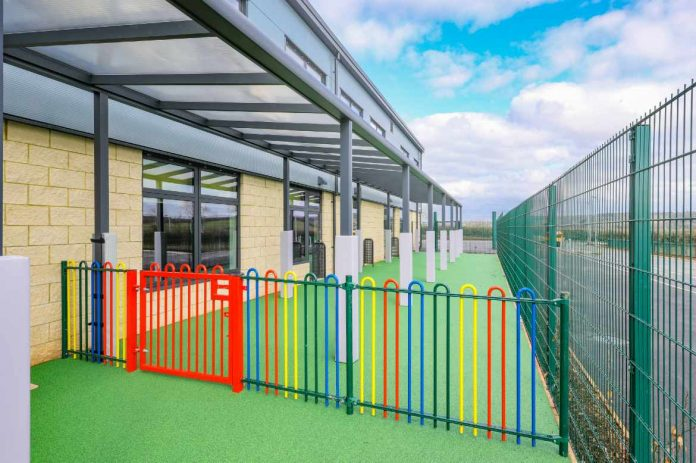 School design, embodied carbon