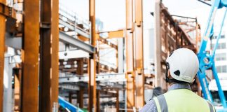 Decarbonise construction sites, decarbonising, construction industry
