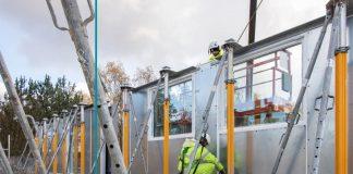 Innovative construction hubs, construction, net zero construction