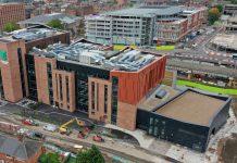 project management software, Nottingham College City Hub