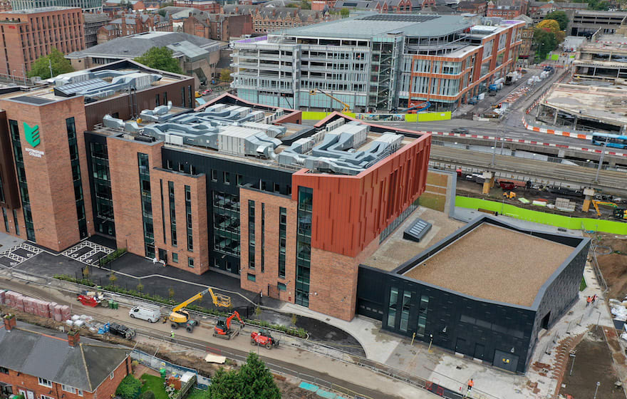 Project management solution helps Nottingham college project resume