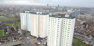energy efficiency of council housing