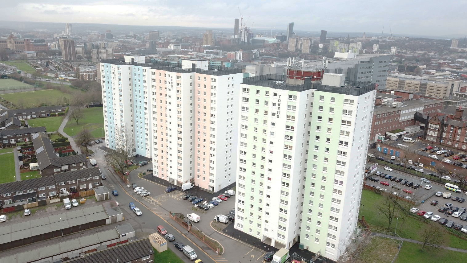Leeds invests £100m to improve energy efficiency of council housing