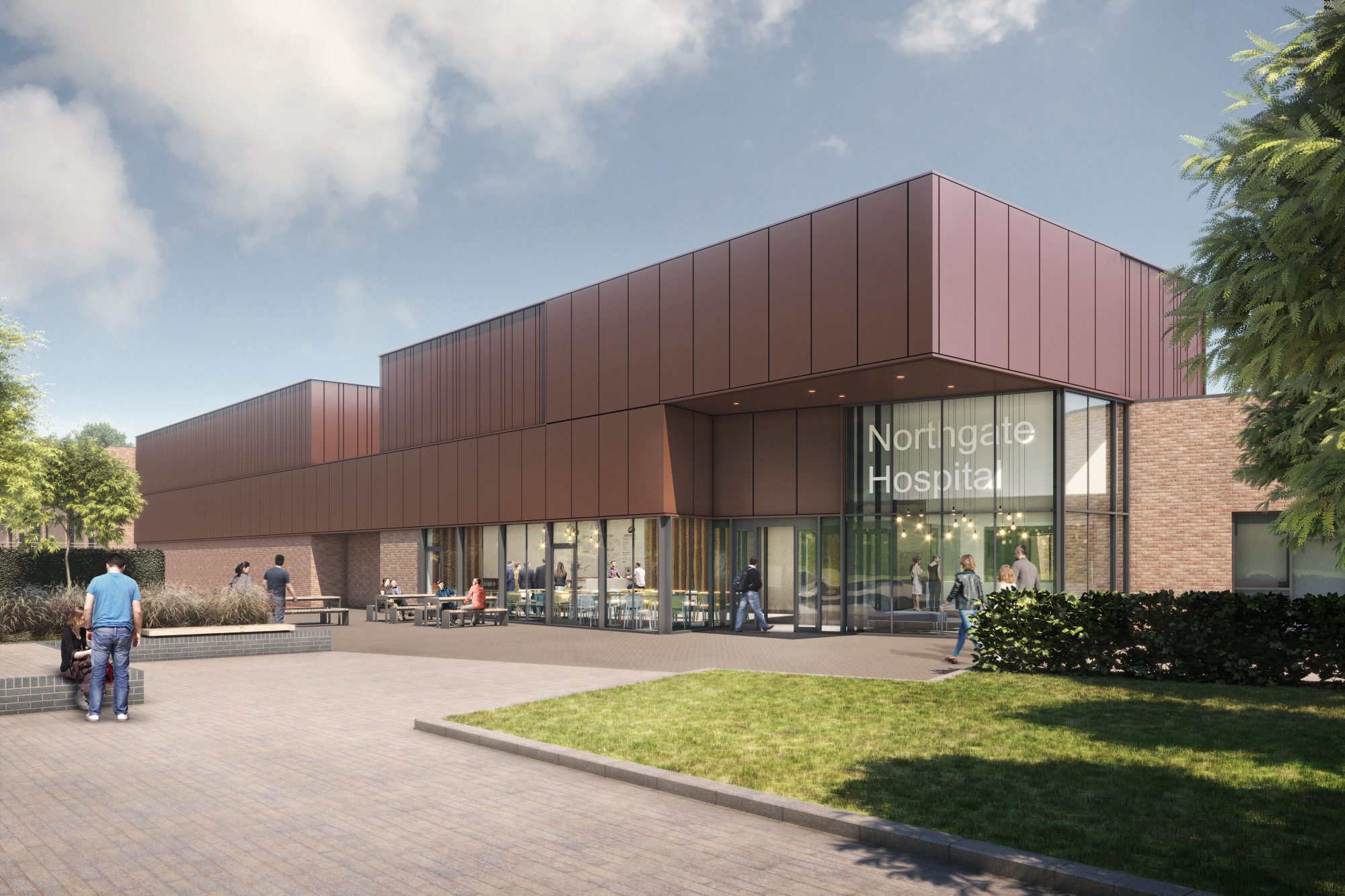 McAlpine wins £72.6m Northumberland mental health upgrades