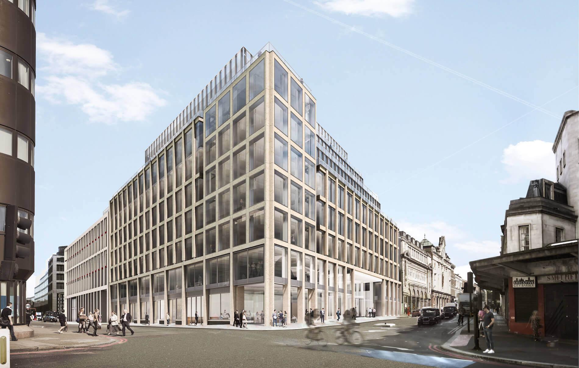 SES lands £25m MEP contract on London smart building