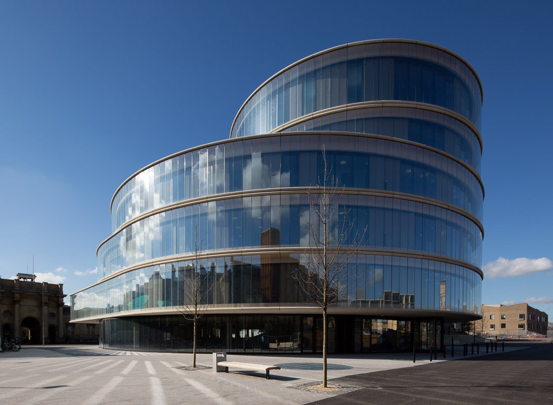 Structural analysis and design assists Blavatnik School in Oxford