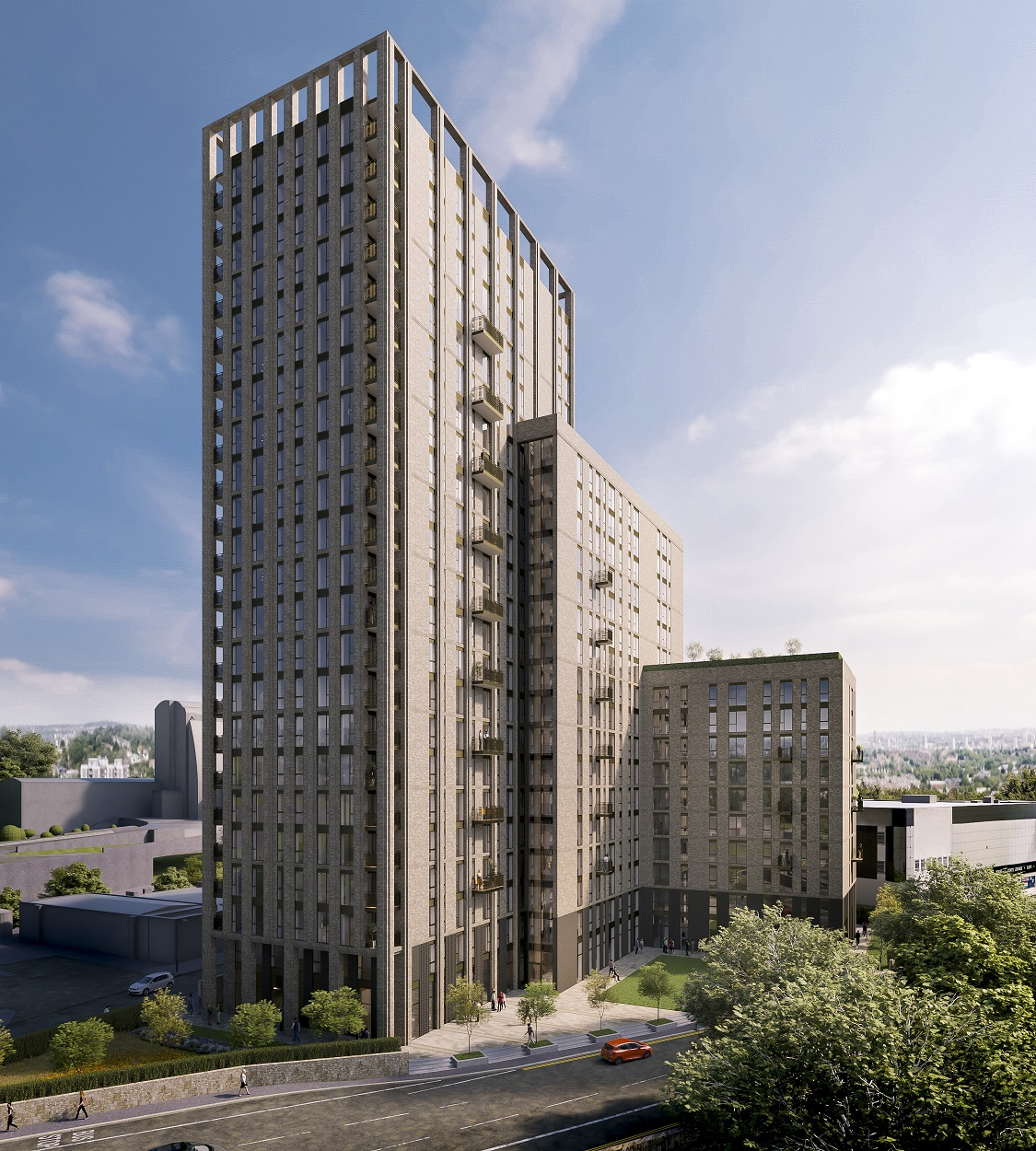 Plans in for 336 build-to-rent apartments in Sheffield
