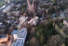 world war II bomb,