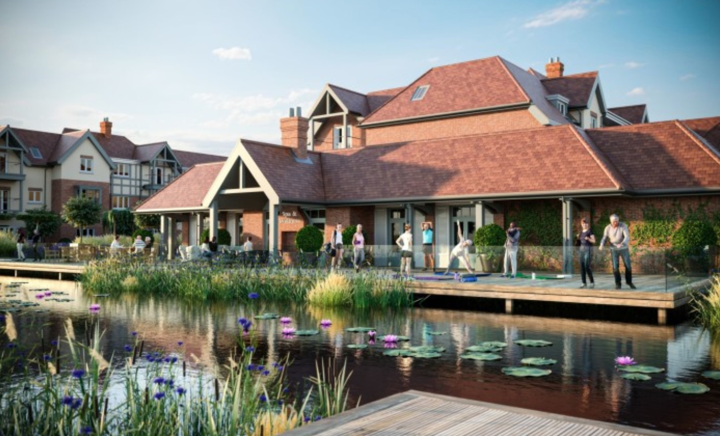 Willmott Dixon to develop £120m net-zero retirement village