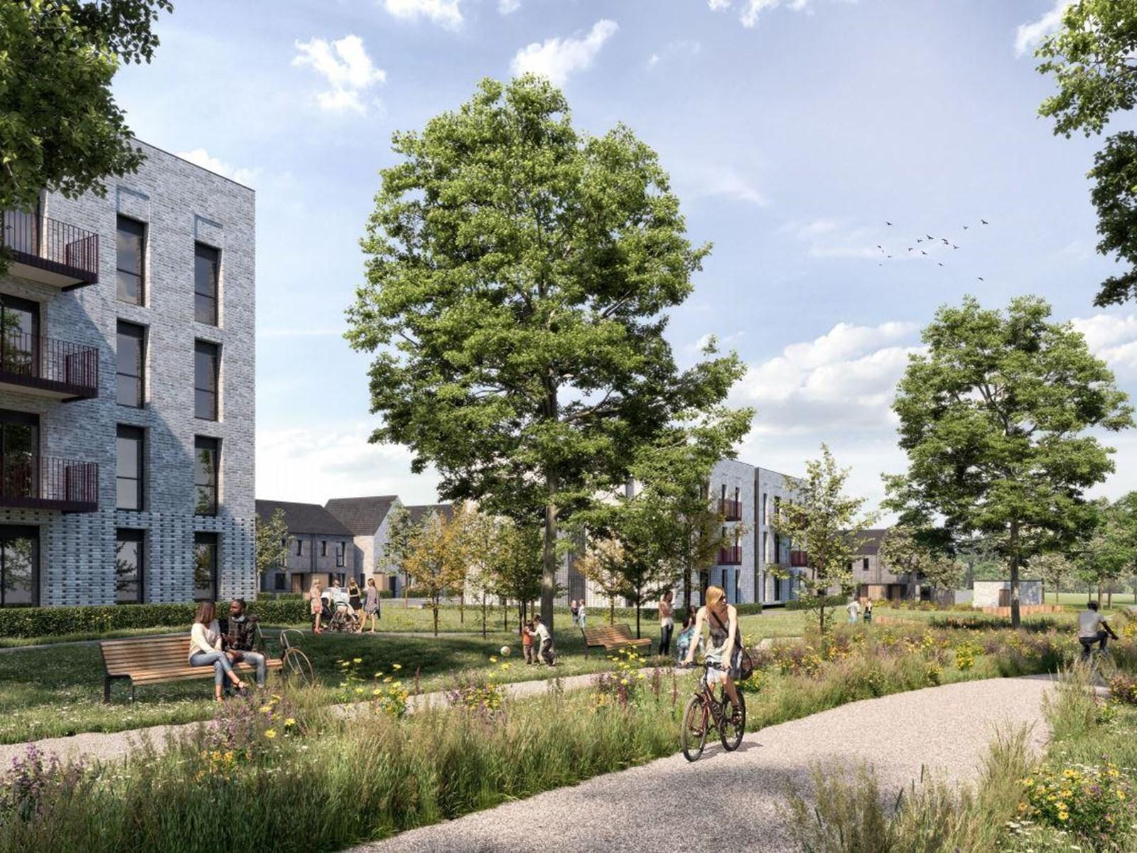 L&G begins work on major modular housing scheme in Bristol