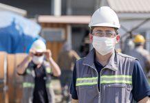 Construction pandemic, construction, coronavirus,