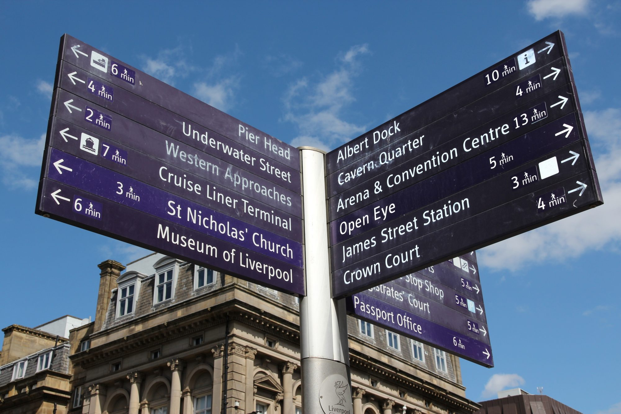 Wayfinding: Lack of consistency can lead to a communication breakdown