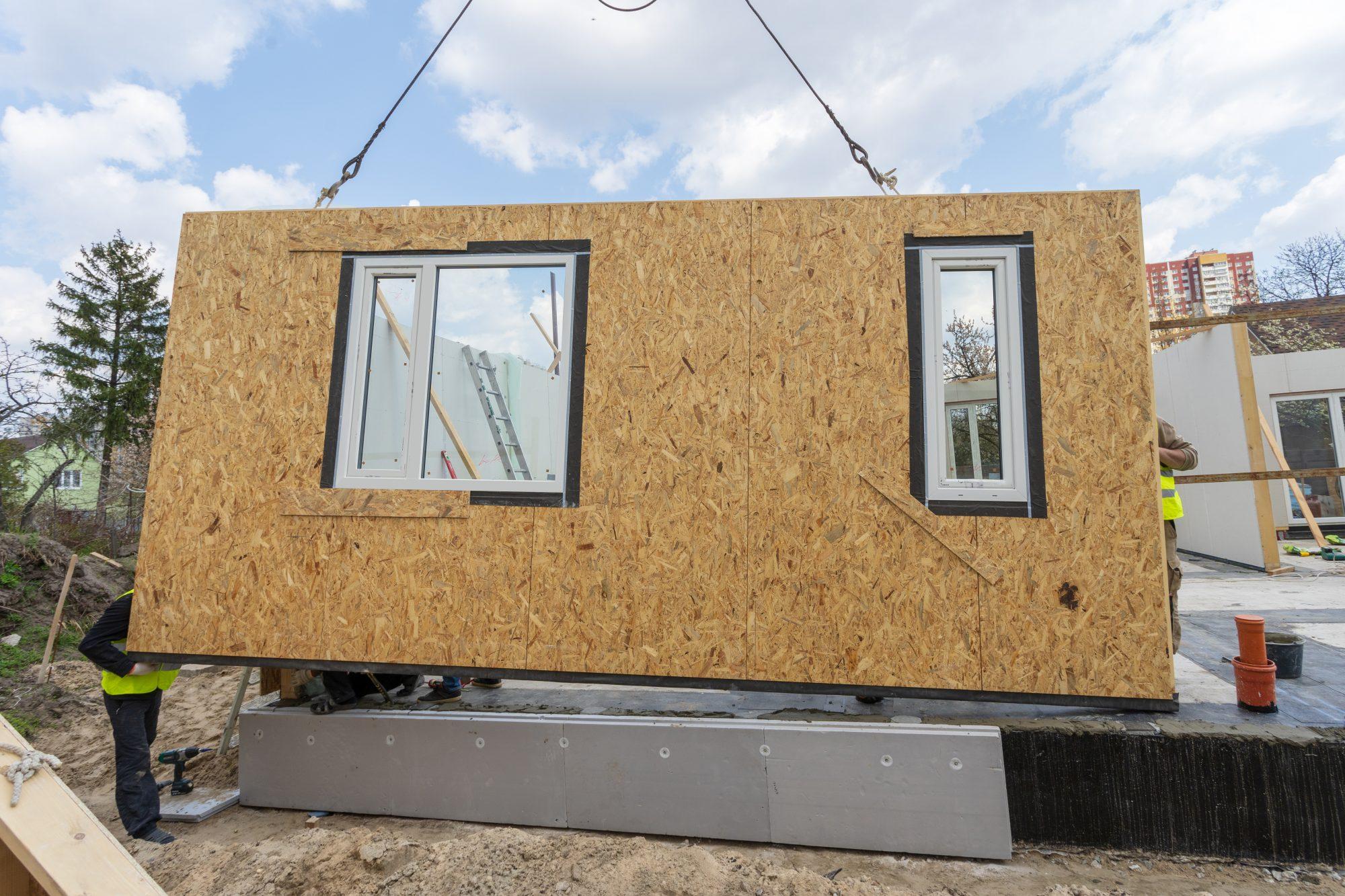 Homes England MMC study to improve construction productivity