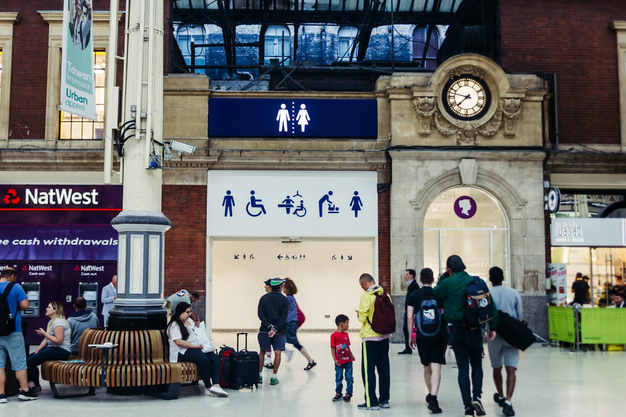 £30m funding for Changing Places toilets in England