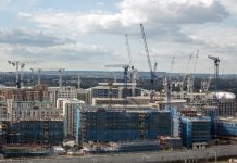 UK construction sector,