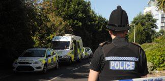 Thames Valley Police, HS2 assault, HS2,