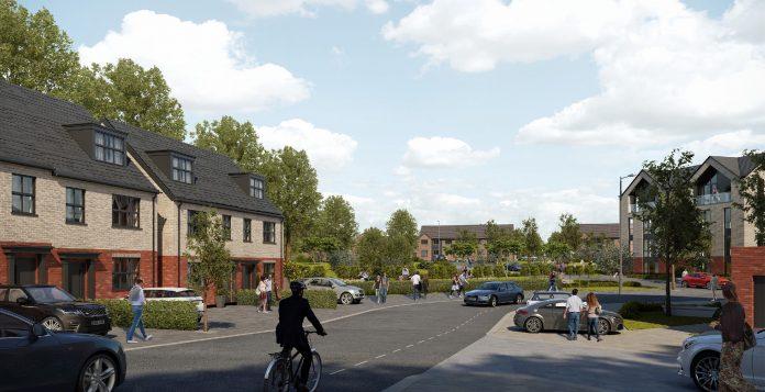 Bradford residential scheme,