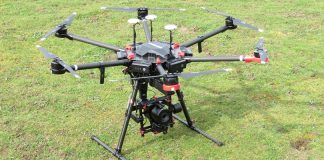 drone trial technology, amey