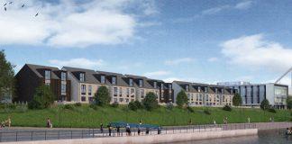 Northshore scheme, Stockton on Tees