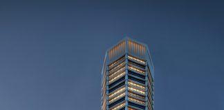 Octagon tower, paradise birmingham
