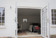 StormMeister® Low Threshold Flood Door