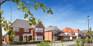 New homes, cheshire, redrow