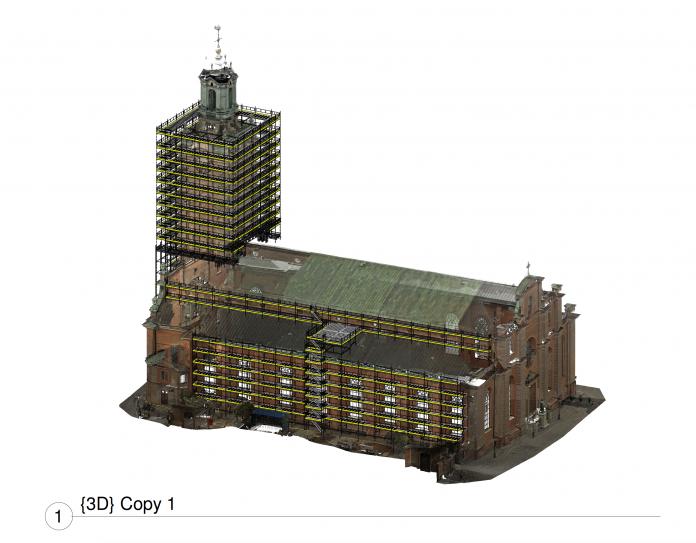 Heritage building, BIM,