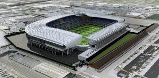 structural analysis software, national football stadium at windsor park,