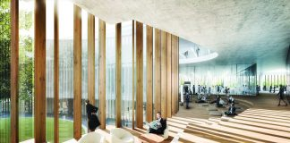 structural engineering solution, Astrazeneca R&D centre,