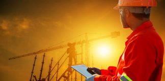construction industry, tech,