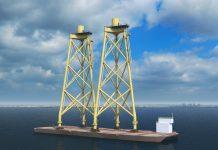 wind turbine generator, harland & wolff