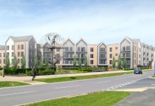 Later living Chelmsford scheme