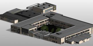Dunclug College campus