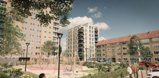 Hounslow housing, Willmott dixon