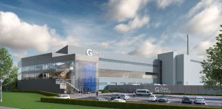 glass research facility