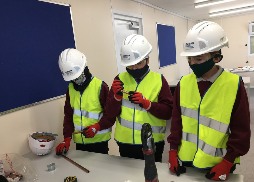 Students To Gain Access To Construction Sites With New Skillcard