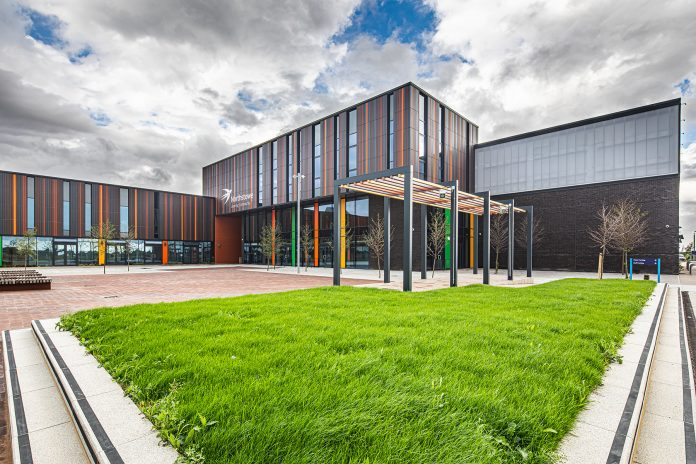 cross laminated timber, Northstowe project, sustainable,
