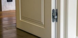 Replacing internal doors