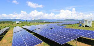 Glassthorpe, Solar farm