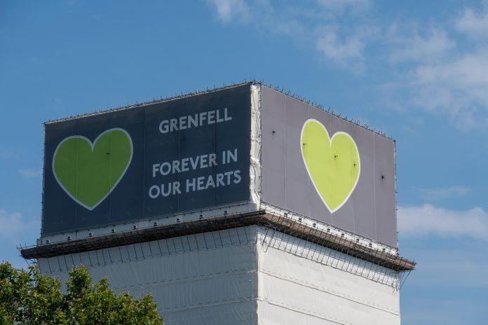 deconstruct uk grenfell